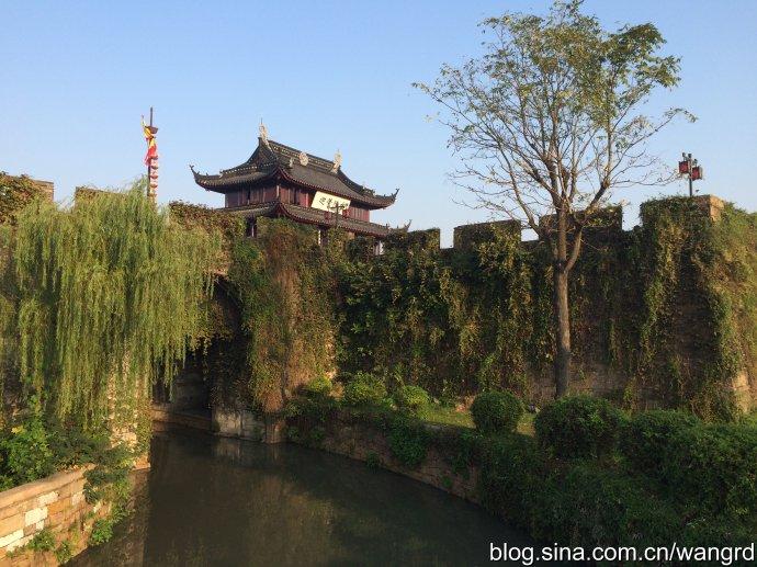 ( 5月25日)一日游苏州沿古城墙环城徒步